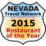 The Nevada Travel Network 2015 Restaurants of the Year