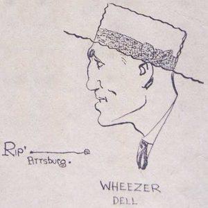 """Wheezer Dell in Ripley's """"believe It Or Not"""""""
