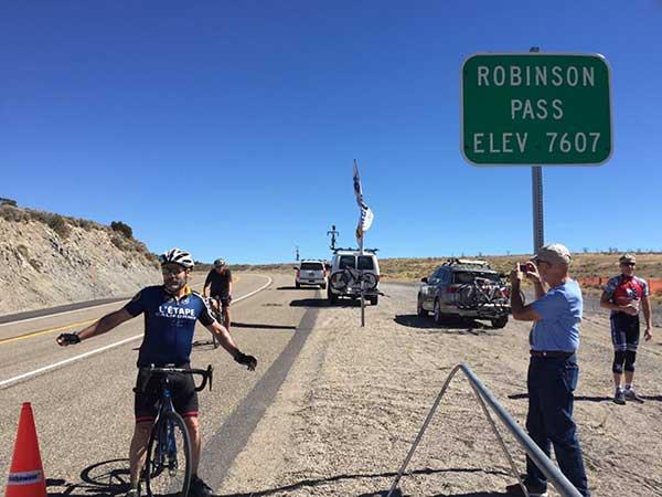 Robinson Pass Nevada