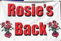 Rosie's back in Wellington Nevada