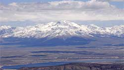 Ruby Mountains in Elko County Nevada
