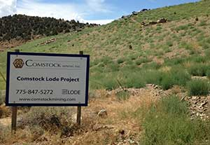 CMI's noxious weed program in Gold Hill Nevada is more productive than the gold mine.