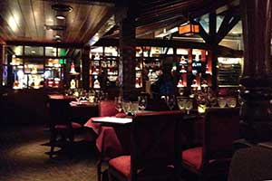 Sage Room at Harvey's Lake Tahoe