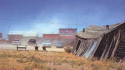 Santa Fe Saloon Goldfield