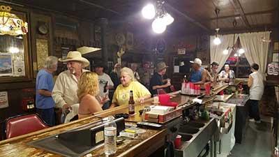 Santa Fe Saloon, Goldfield Nevada