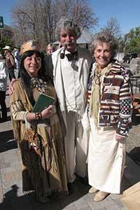 Sarah, Sam and Mary