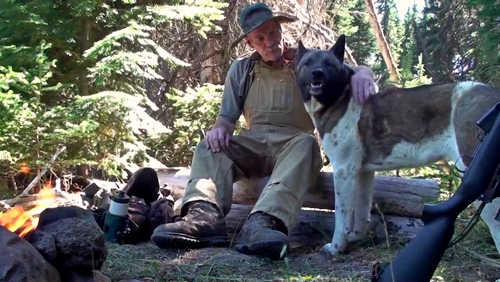 The Big Lonely, one of many outstanding documentaries to be shown at the Mesquite Best of Fest film festival, tells the story of a homeless man struggling to survive in the Oregon wilderness.