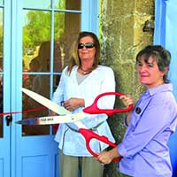 The Grand Opening came at the end of a 10-year effort.