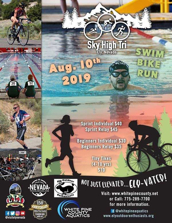 Sky High Triathlon