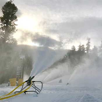 Snowmaker, Diamond Peak Ski, Incline Village Lake Tahoe
