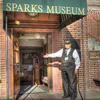Sparks Museum, Sparks Nevada