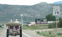 NevadaGram #95 The Nadadada Motel, A Mystery at the Hotel Nevada, and Alice Ramsey chugs across Nevada