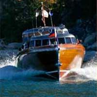 Thunderbird Yacht, Lake Tahoe