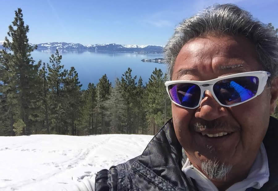 Tahoe Adventure Guide Curtis Fong
