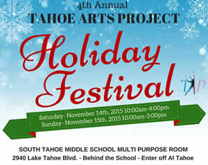 Tahoe Arts Project