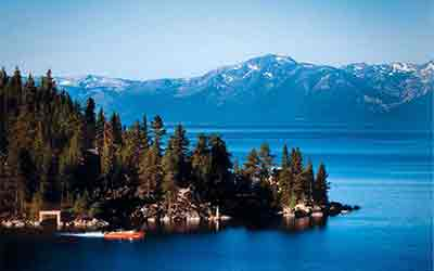 Thunderbird Lodge, Lake Tahoe
