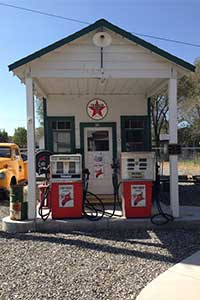 Hillygus Texaco Station, Yerington Nevada