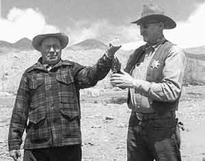 Squaw Tom and Constable Adamson