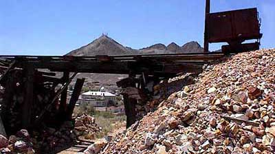 Tonopah Mining Park