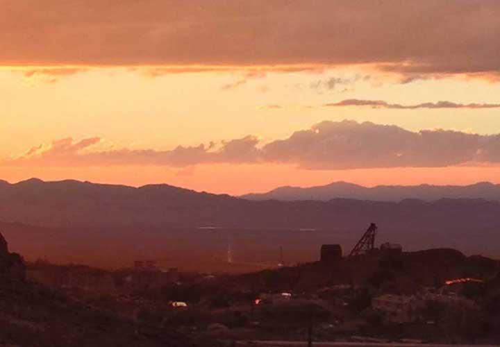 Tonopah Sunset