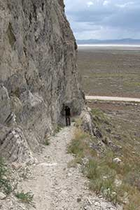 Lovelock Cave, Nevada