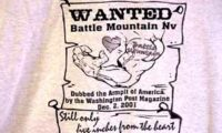 Battle Mountain Armpit Festival