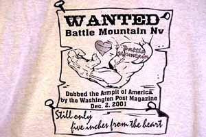 Battle Mountain Armpit Festival