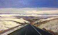 Nevada Postcard by Marti Bein