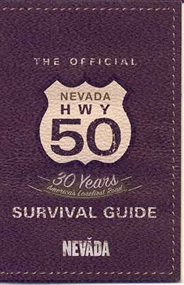 US 50 Survival Guide, Nevada