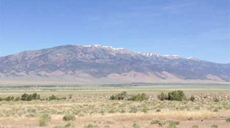 US 93 north of Ely Nevada
