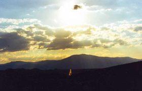 US 95 in Nevada