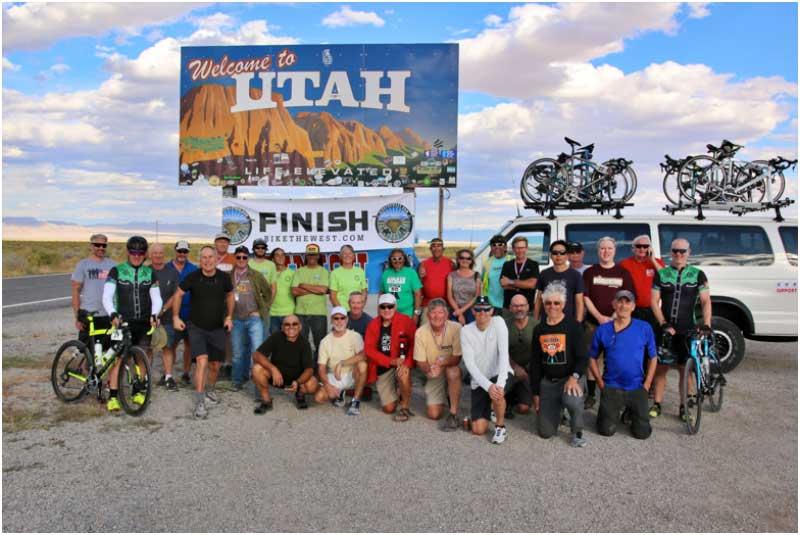 Utah Finish Line - OATBRAN