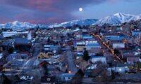 NevadaGram #197 — Virginia City at Christmastime