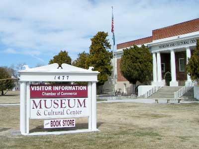 Carson Valley Nevada Visitor Center