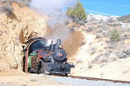V&T Railroad Carson City Nevada