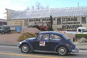 Volkswagen in Goldfield