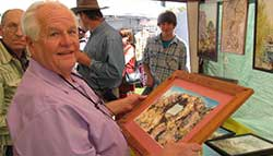 The Wally Cuchine Nevada Art Collection show — Wally World in Ely Nevada