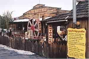 The Way It Was Museum, Virginia City Nevada