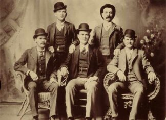 Butch, Sundance and the Wild Bunch