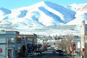 Winnemucca in winter