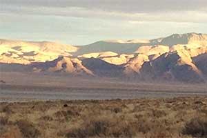 Winnemucca Lake, Nevada