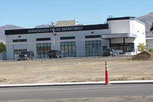 Winnemucca Nevada Police Department