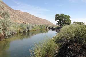 West Walker River, Wellington Nevada